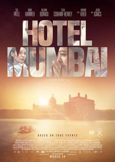 Отель Мумбаи: Противостояние (2019) постер