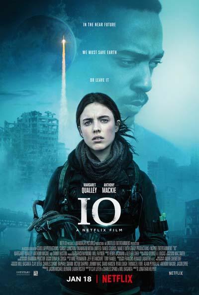 Ио (2019) постер