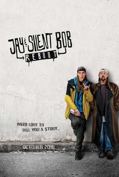 Джей и молчаливый Боб: Перезагрузка (2019) постер