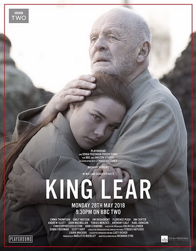 Король Лир (2018) постер