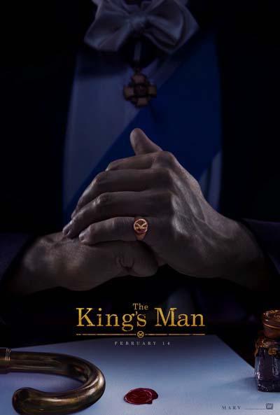 King's man: Начало (2020) постер