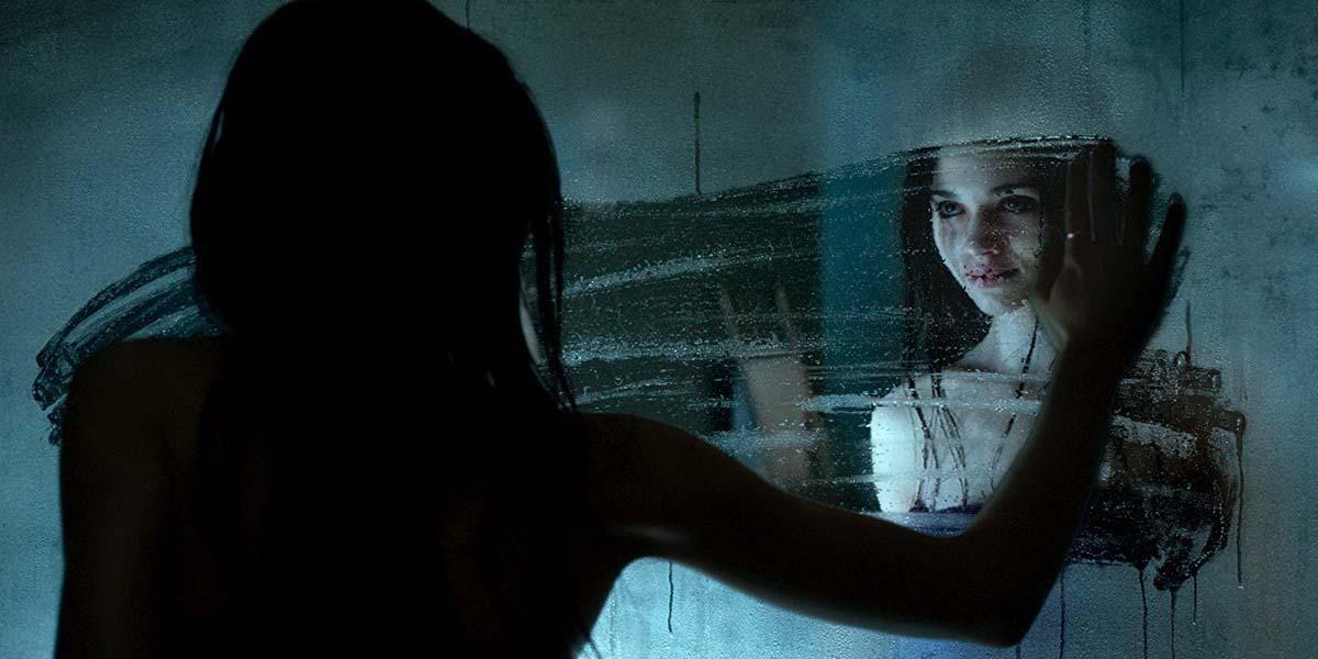 "Фильм ""Тёмное зеркало"" (2019) Постер"