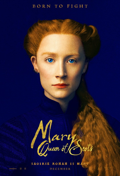 Две королевы (2019) постер