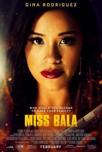 Мисс Пуля (2019) постер