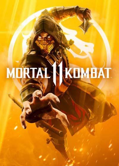Mortal Kombat 11 (2019) постер