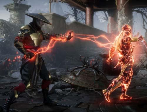Игра «Mortal Kombat 11» (2019)