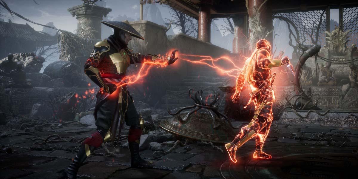 "Игра ""Mortal Kombat 11"" (2019) Постер"