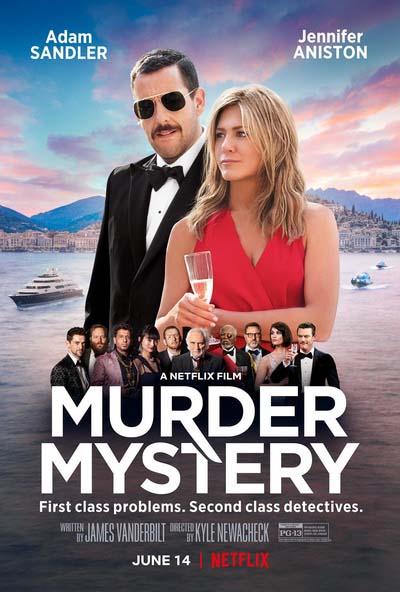 Загадочное убийство (2019) постер