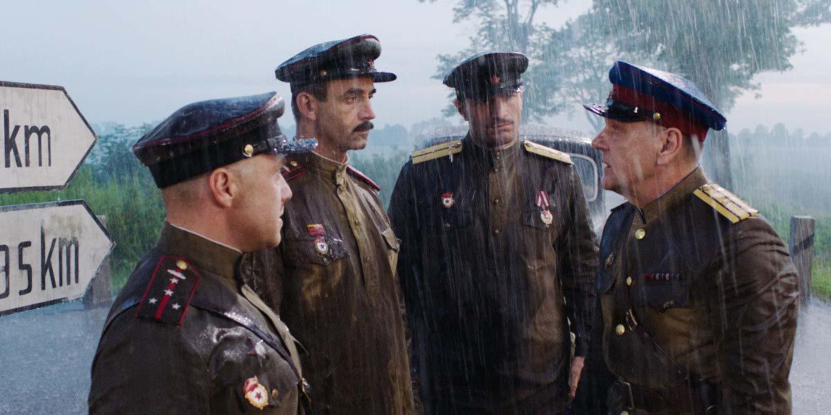 "Фильм ""На Париж"" (2019) Постер"