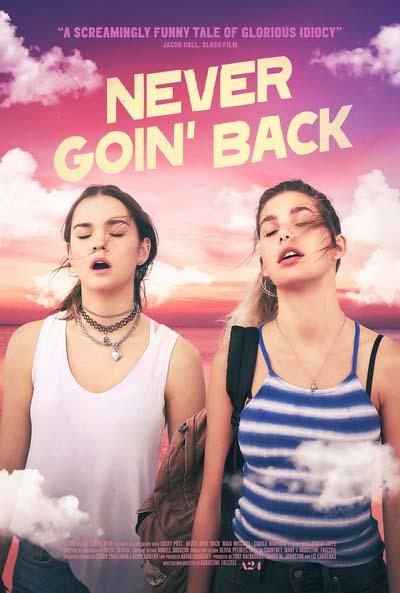 Никогда не возвращайтесь (2018) постер