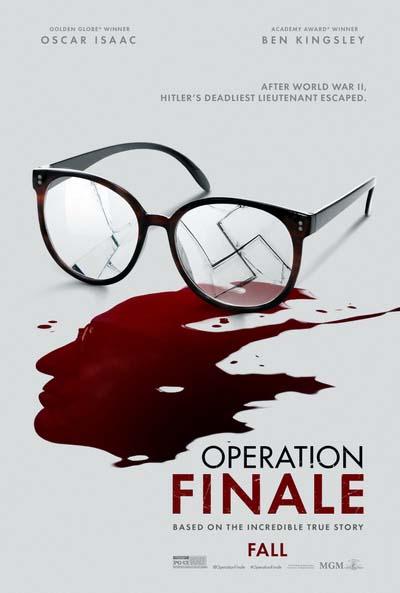 Операция «Финал» (2018) постер