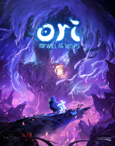 Ori and the Will of the Wisps (2020) постер