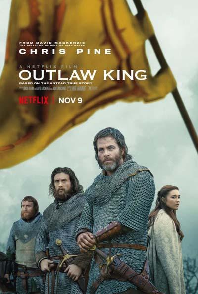 Король вне закона (2018) постер
