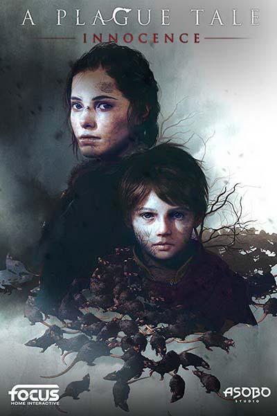 A Plague Tale: Innocence (2019) постер