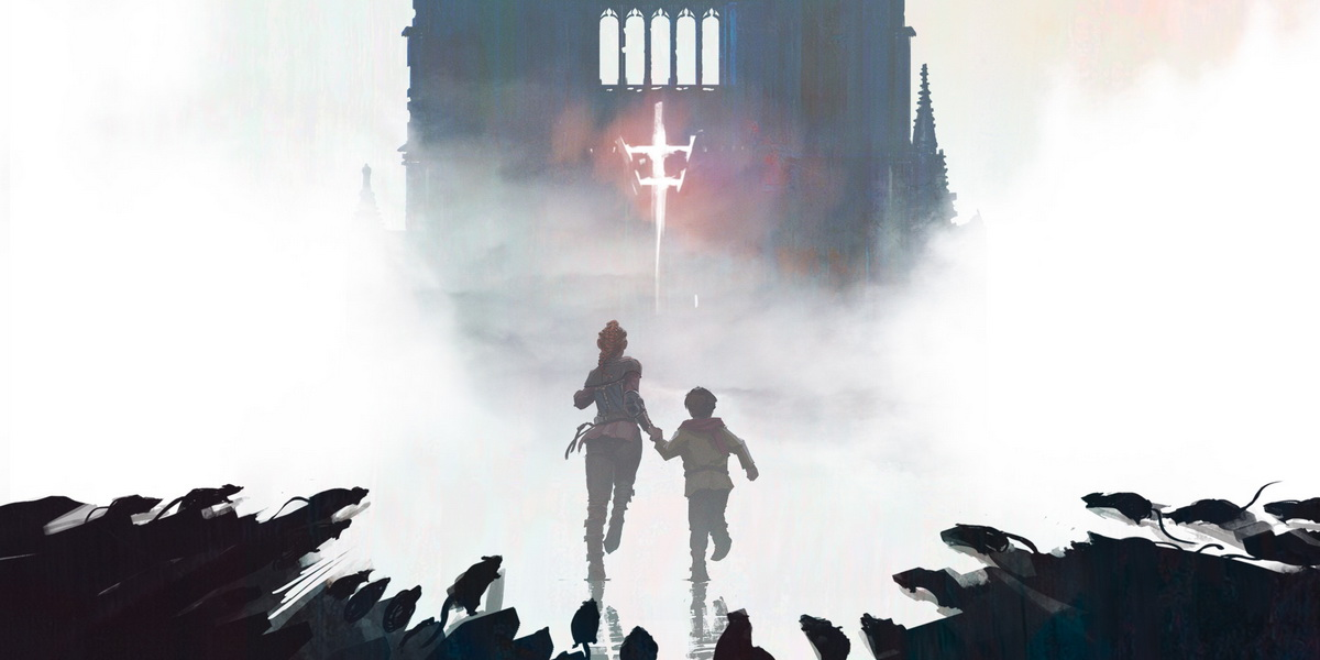 "Игра ""A Plague Tale: Innocence"" (2019) Постер"