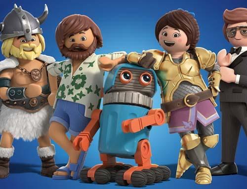 Мультфильм «Playmobil: Фильм» (2019)