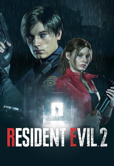 Resident Evil 2 (2019) постер