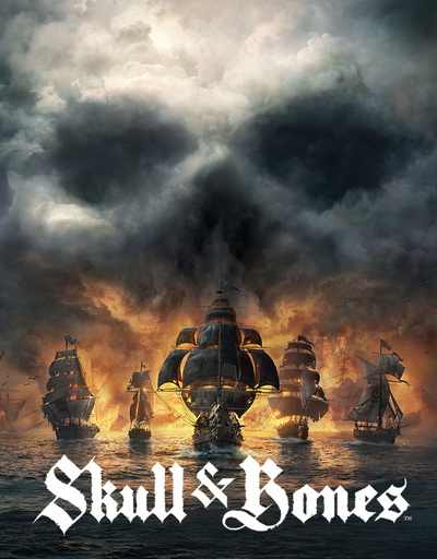 Skull & Bones (2021) постер