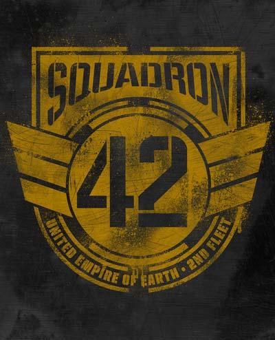 Squadron 42 (2019) постер