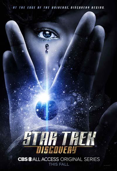 Звёздный путь: Дискавери (2019) постер