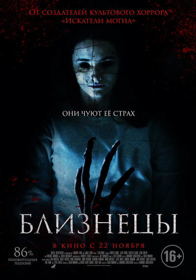 Близнецы (2018) постер