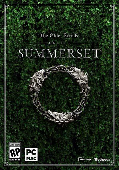 The Elder Scrolls Online: Summerset (2018) постер