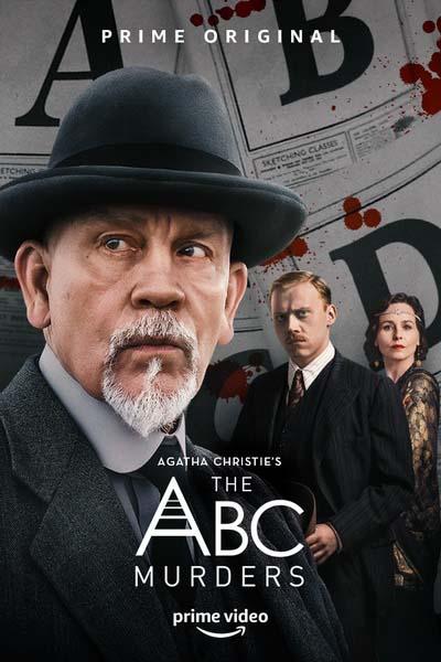 Убийства по алфавиту (2018) постер