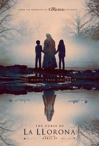 Проклятие плачущей (2019) постер
