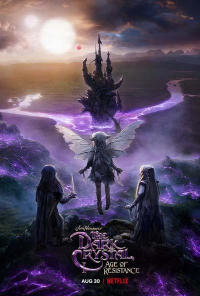 Тёмный кристалл: Эпоха сопротивления (2019) постер
