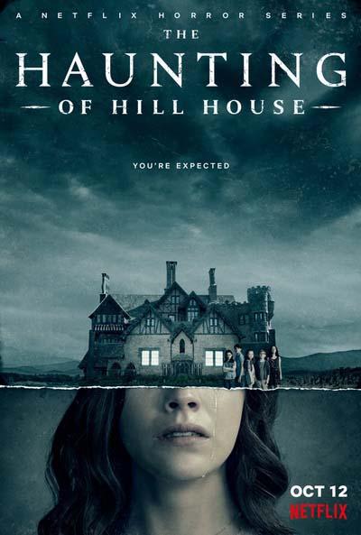 Призраки дома на холме (2018) постер