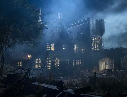 Сериал «Призраки дома на холме» (2018, 1-й сезон)