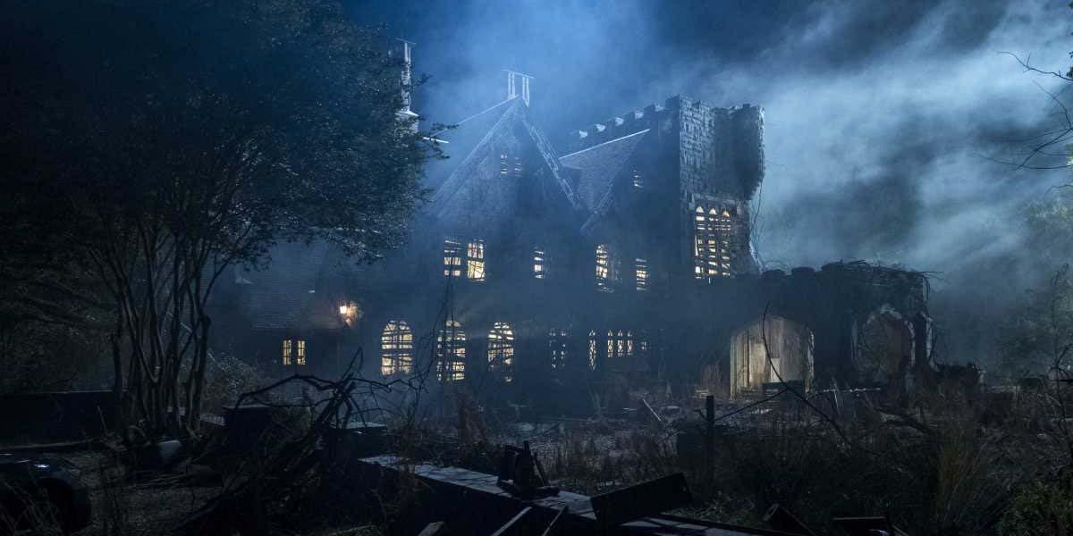 "Сериал ""Призраки дома на холме"" (2018, 1-й сезон) Постер"
