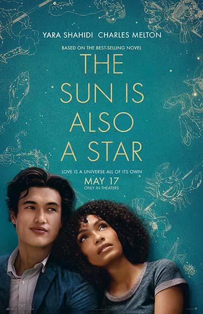 Солнце тоже звезда (2019) постер
