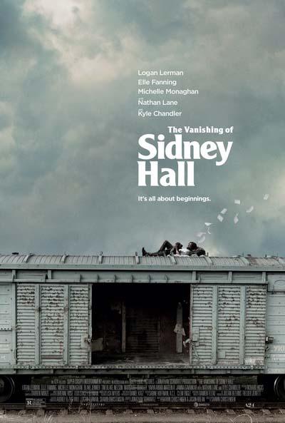 Исчезновение Сидни Холла (2018) постер