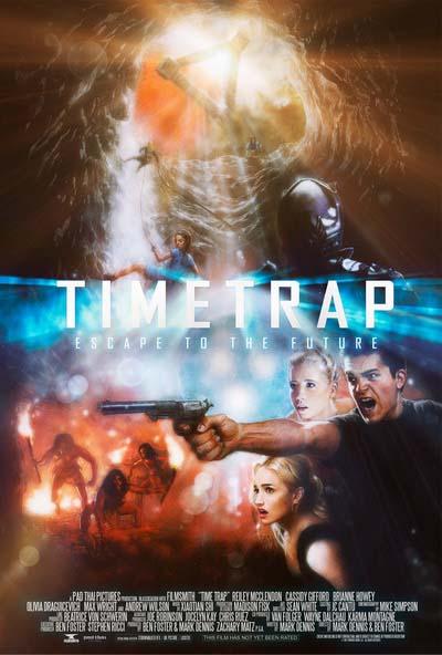 Ловушка времени (2017) постер
