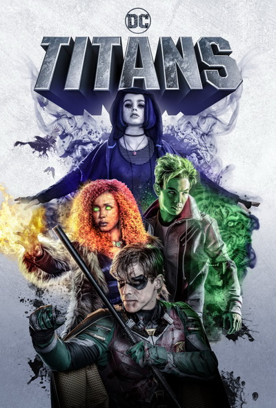 Титаны (2018) постер