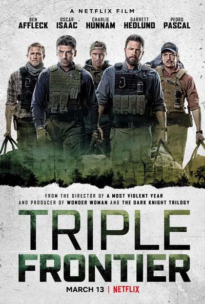 Тройная граница (2019) постер