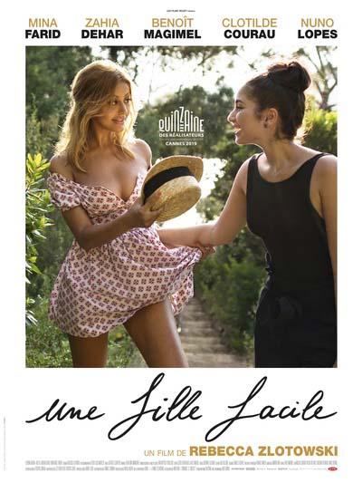 Мое прекрасное лето с Софи (2019) постер