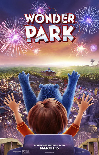 Волшебный парк Джун (2019) постер