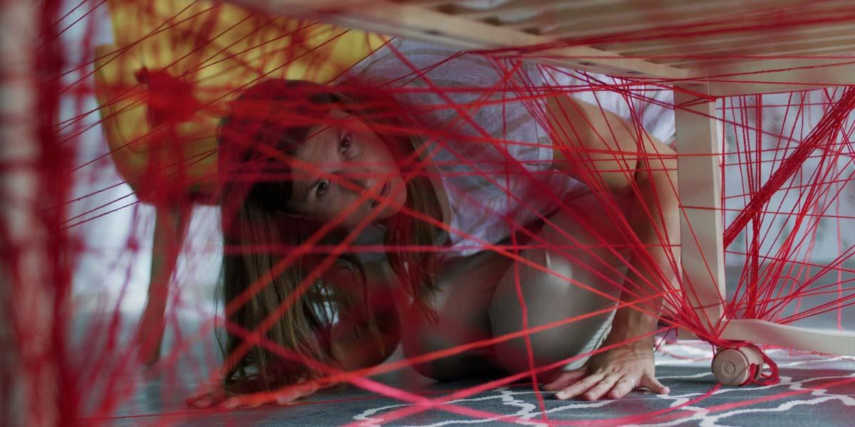"""Фильм """"Яга. Кошмар тёмного леса"""" (2019) Постер"""