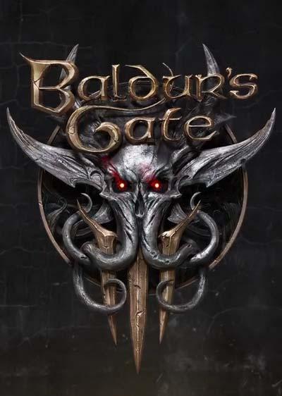 Baldur's Gate 3 (2020) постер