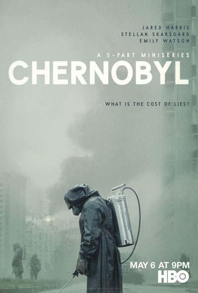 Чернобыль (2019) постер