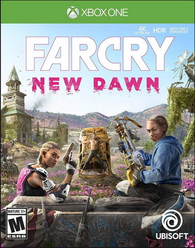 Far Cry New Dawn (2019) постер