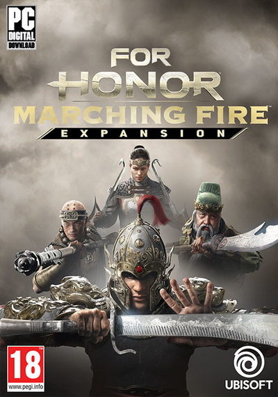 For Honor: Marching Fire (2018) постер