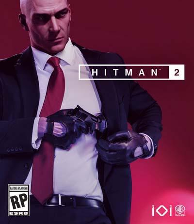 HITMAN 2 (2018) постер