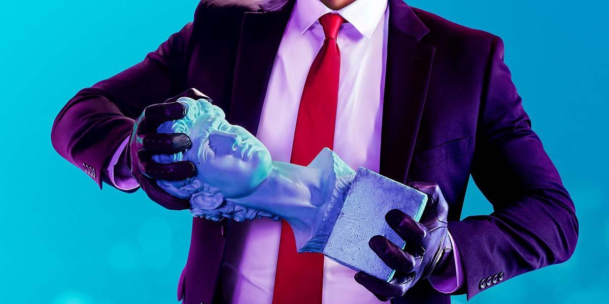 "Игра ""HITMAN 2"" (2018) Постер"