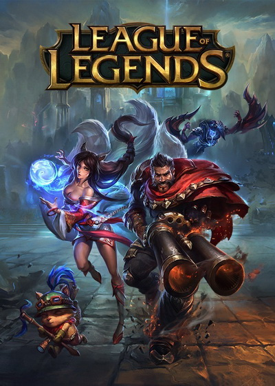 League of Legends (2009) постер