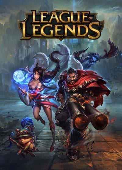 League of Legends (2009) постер