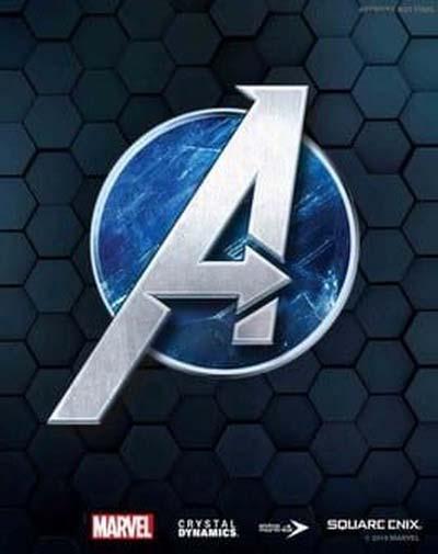 Marvels Avengers (2020) постер