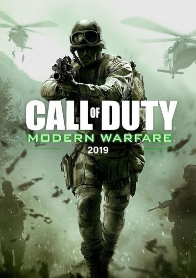 Call of Duty: Modern Warfare (2019) постер